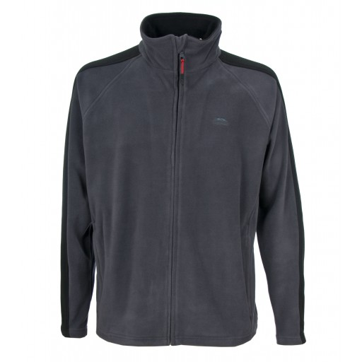 Trespass Acres Men's Fleece Jacket - Flint