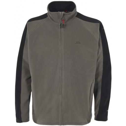 Trespass Acres Men's Fleece Jacket - Thyme