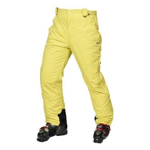 Trespass Bezzy Men's Ski Pants - Limeade