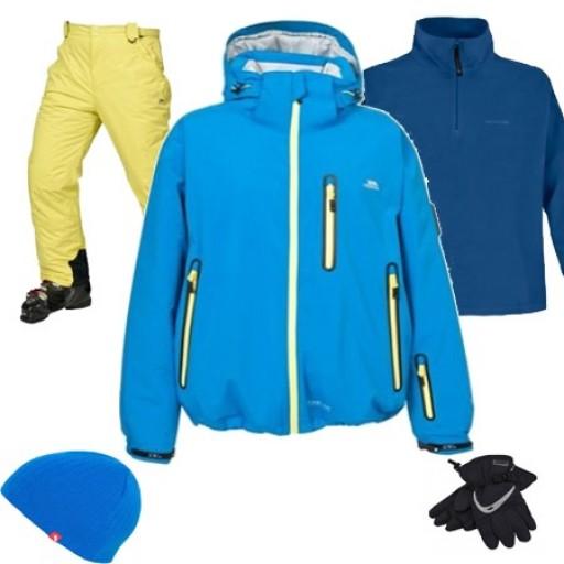 Trespass Byers Men's Ski Wear Package