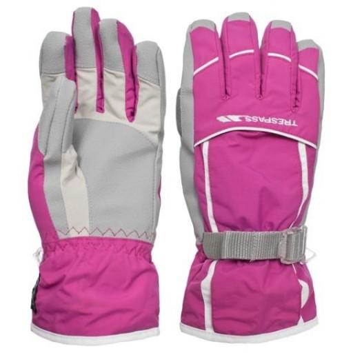Trespass Karla Women's Ski Gloves - Pansy