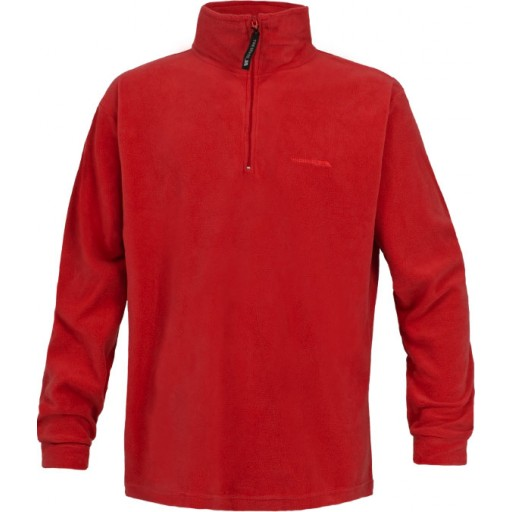 Trespass Lap Boy's Ski Fleece - Red