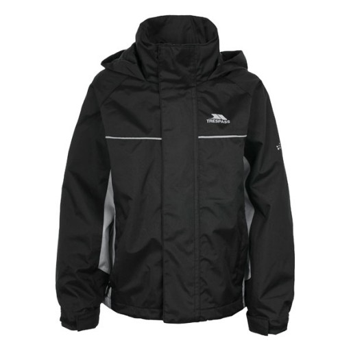 Trespass Mooki Boy's Waterproof Jacket