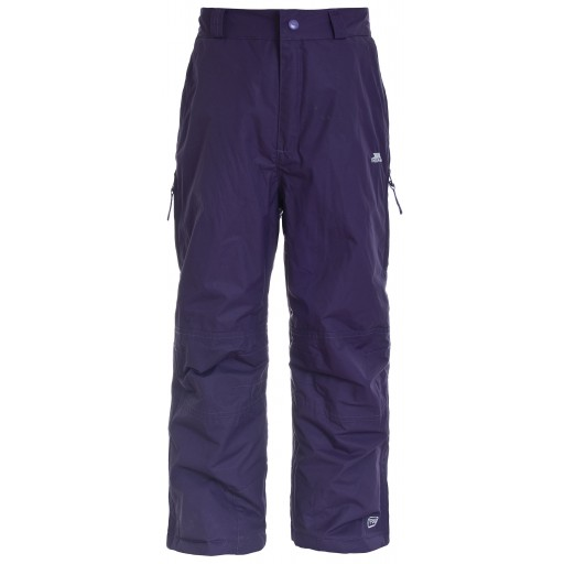 Trespass Nando Girl's Ski Pants - Wildberry