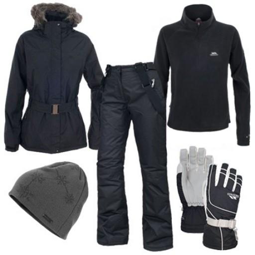 Trespass Avalon Women's Ski Wear Package