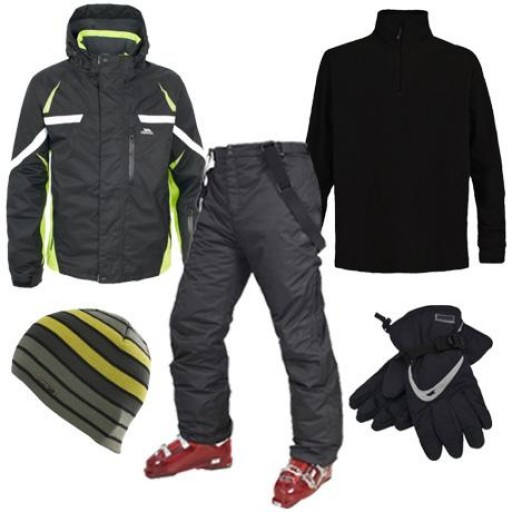 Trespass Beulah Men's Ski Wear Package
