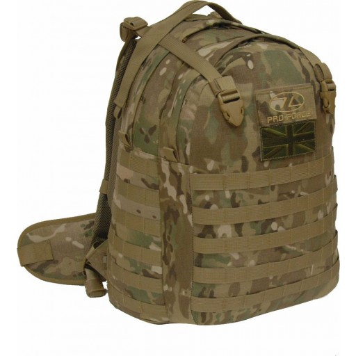 Pro-Force Tomahawk Elite Multicam 35 Litre Rucksack