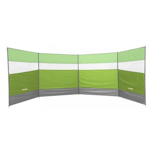 Vango Windbreak - 5 Pole - Herbal Green