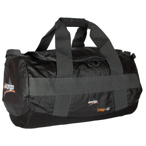 Vango Cargo Bag - 65 Litres - Black