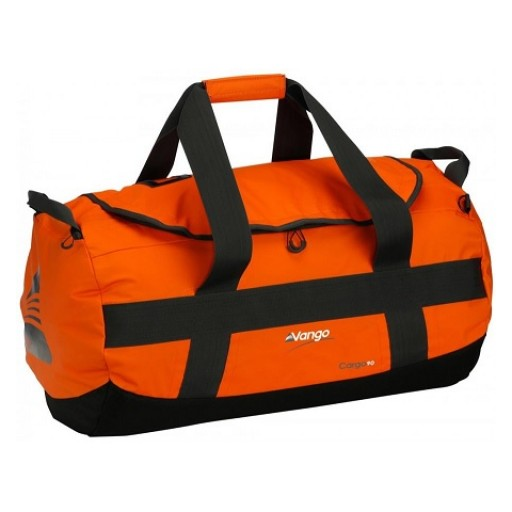 Vango Cargo Bag - 90 Litres - Orange