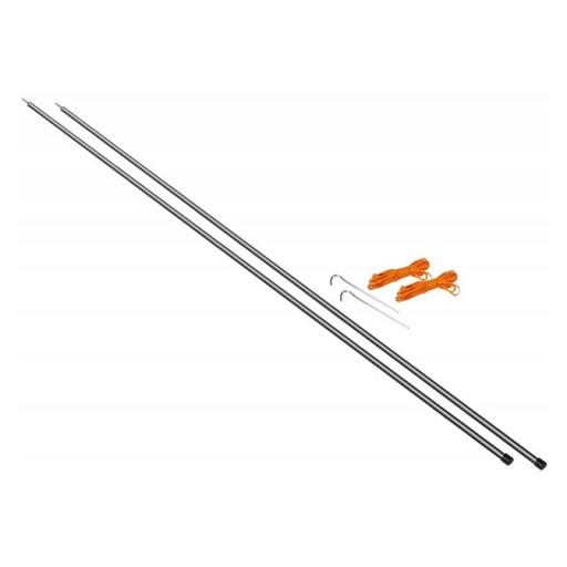 Vango Fibreglass Porch Poles - 130cm