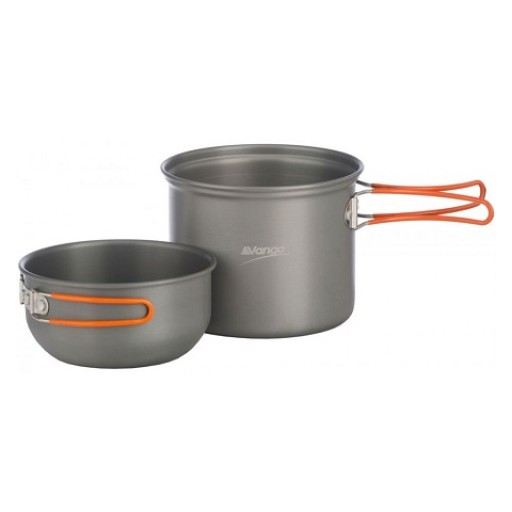 Vango Hard Anodised 1 Person Cook Set