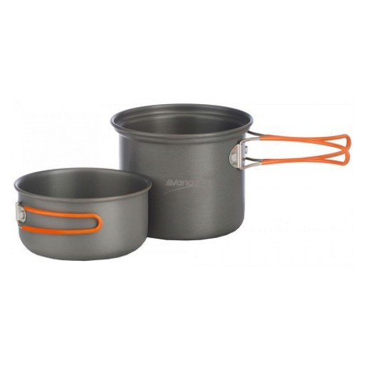 Vango Hard Anodised 2 Person Cook Set