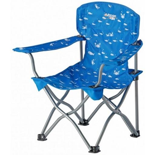 Vango Little Venice Kids Arm Chair - Blue