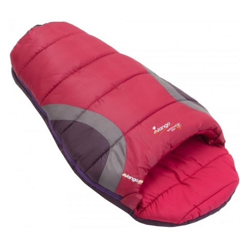 Vango Nitestar Mini Sleeping Bag - Raspberry