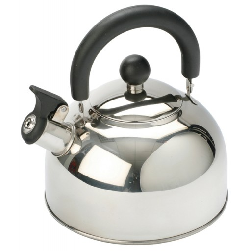 Vango 2 Litre Stainless Steel Kettle