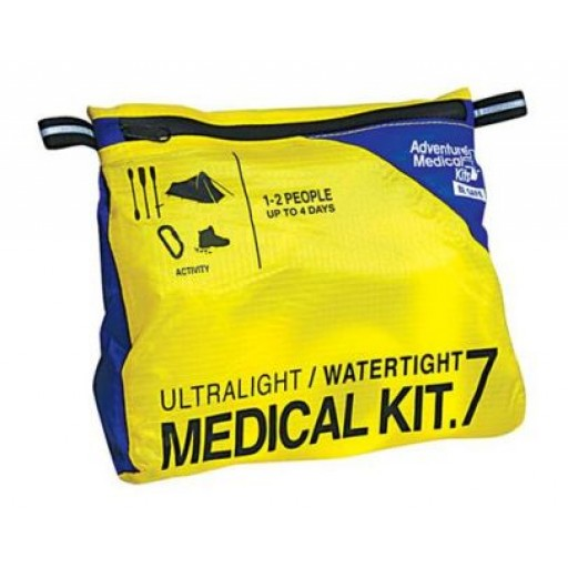 Adventure Medical Ultralight Watertight Medical Kit. 7