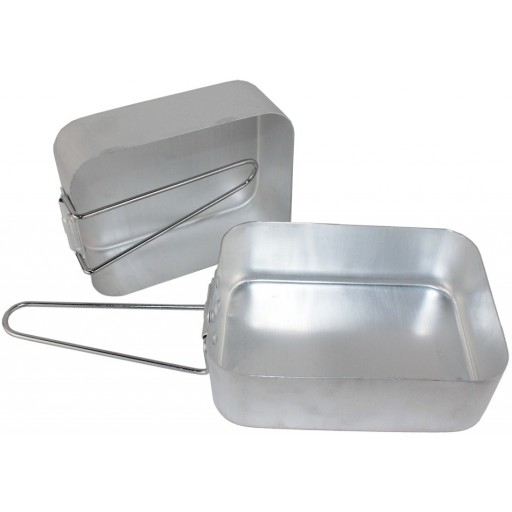 Yellowstone Alloy Mess Kit