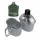 Yellowstone Water Canteen and Mess Tin