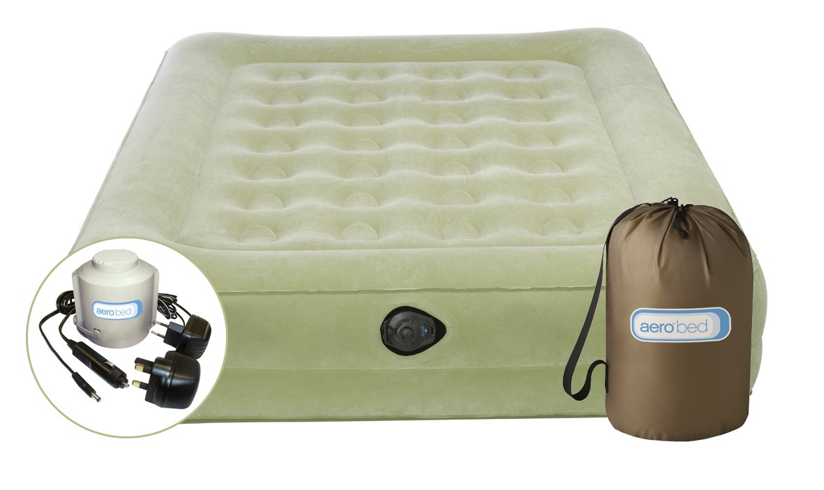 fdb61093a1b AeroBed Active Raised Double Airbed for £130.00