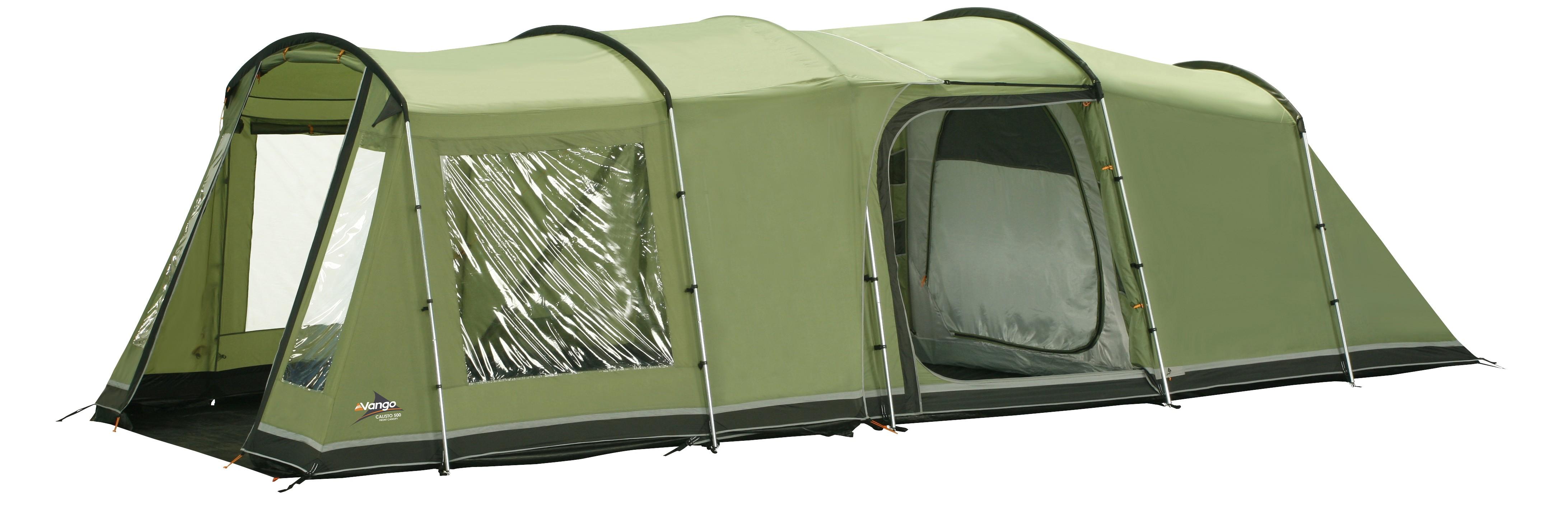 Save 7 Vango Calisto 500 Front Canopy