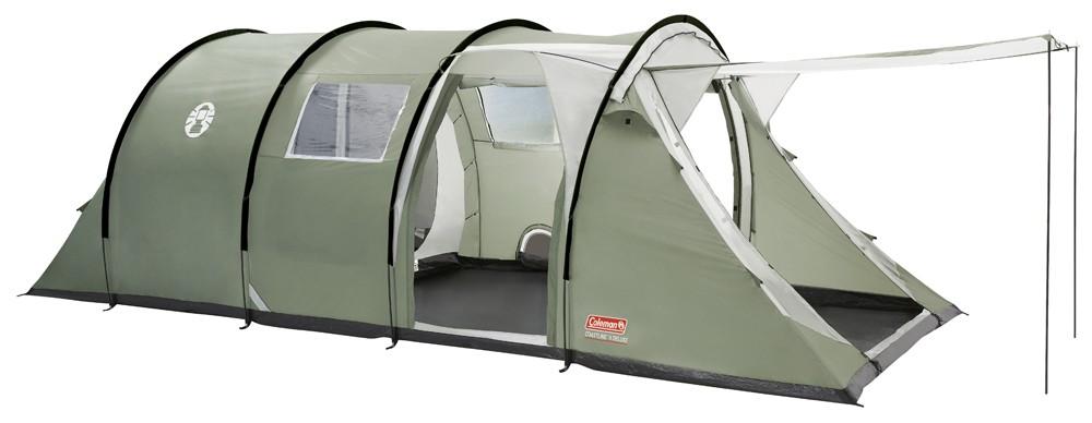 sc 1 st  Outdoor Megastore & Coleman Coastline 6 Deluxe Tent Package