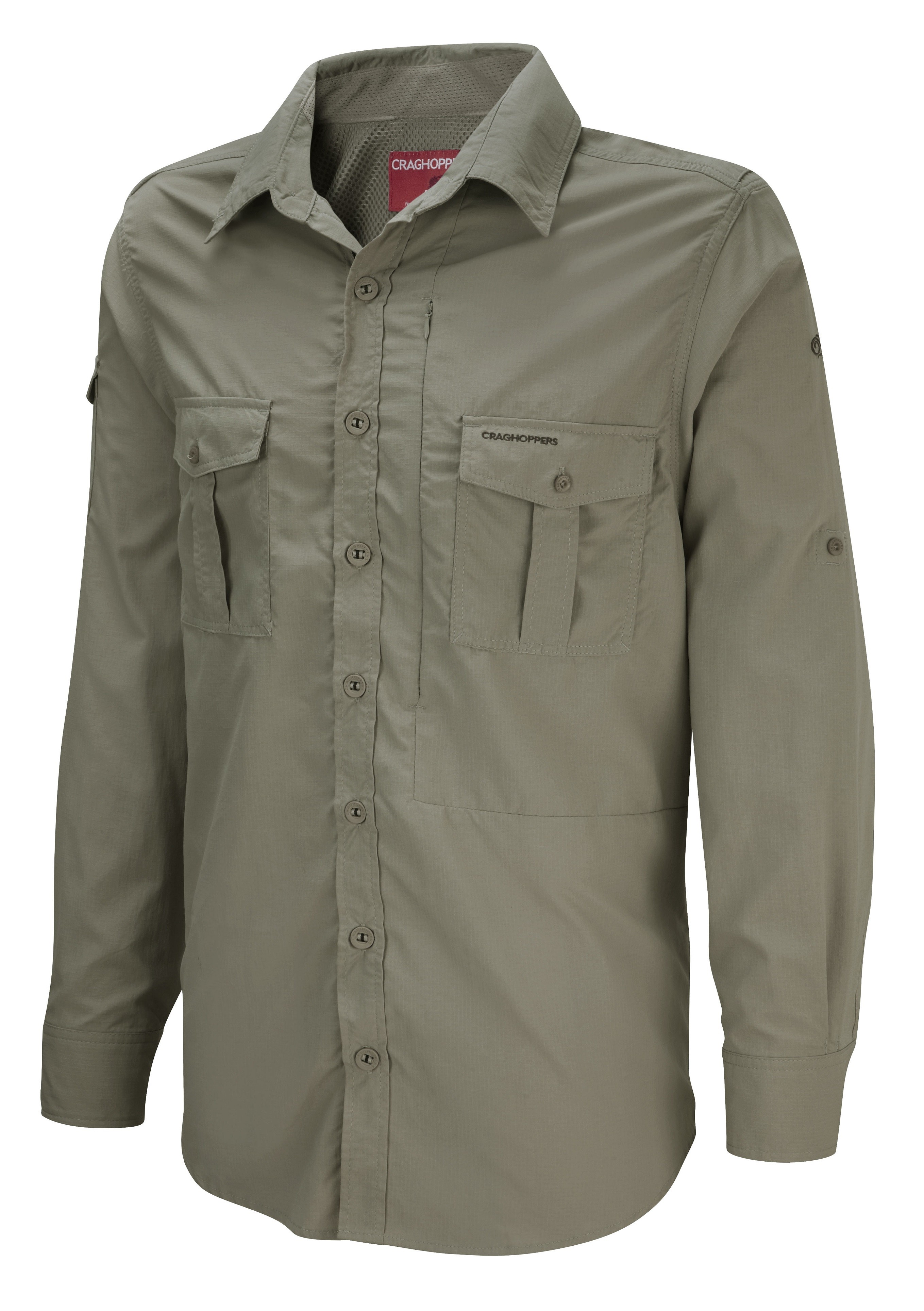 craghoppers s nosilife sleeve shirt outdoor