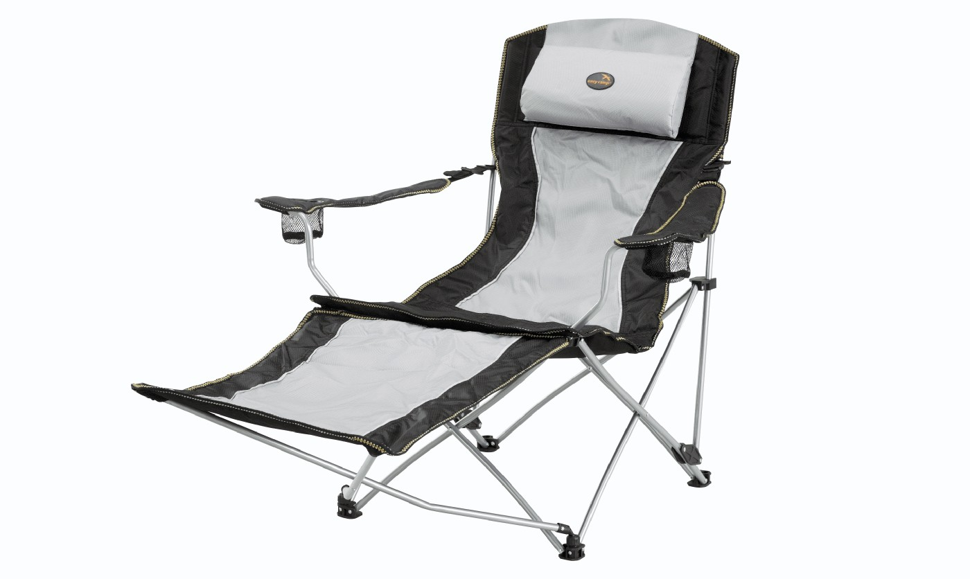 Easy Camp Reclining Chair with Footrest Camp Chairs Camping Furniture C