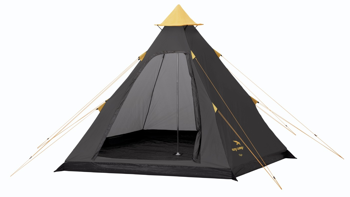 Easy Camp Tipi Tent Black By Easy Camp For 163 80 00
