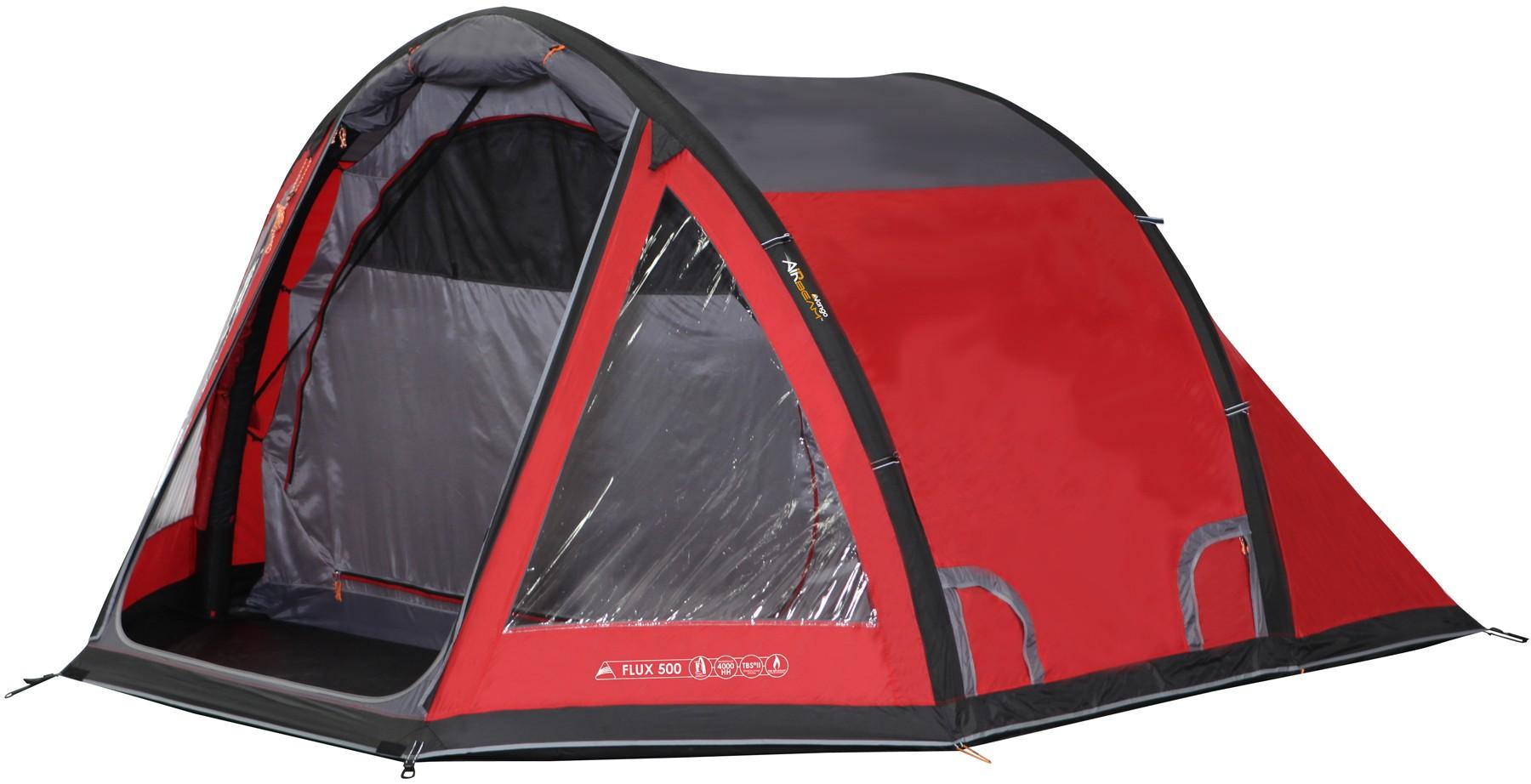 sc 1 st  Outdoor Megastore & Vango Flux 500 Airbeam Tunnel Tent