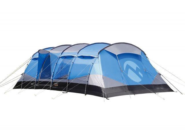 sc 1 st  Outdoor Megastore & Gelert Meridian 10 Family Tunnel Tent