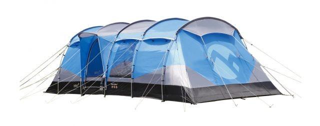 sc 1 st  Outdoor Megastore & Gelert Meridian 8 Family Tunnel Tent