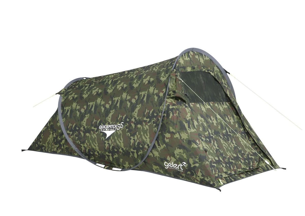 sc 1 st  Outdoor Megastore & Gelert Quickpitch SS Pop-Up Tent - Army Camo