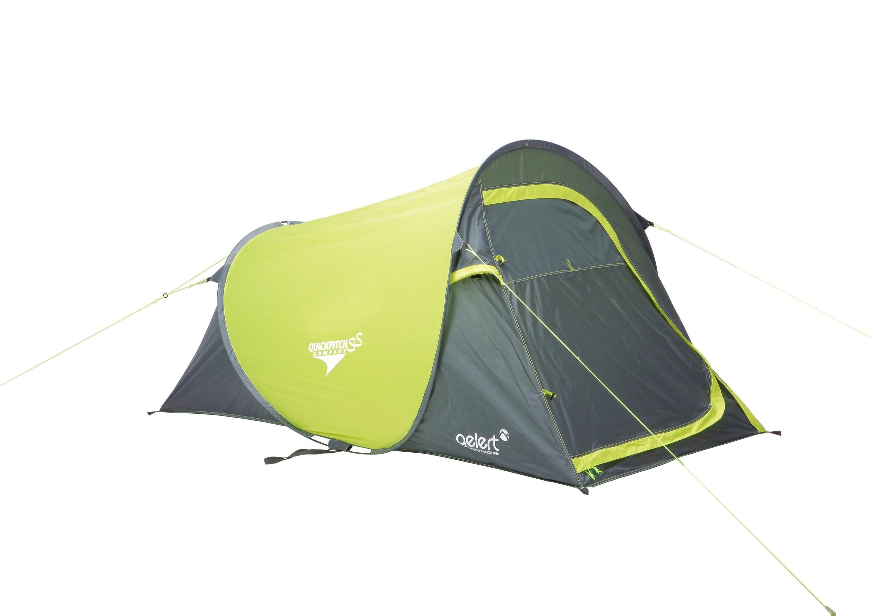 big sale 6b181 6fd9a Gelert Quickpitch SS Pop-Up Tent - Lime