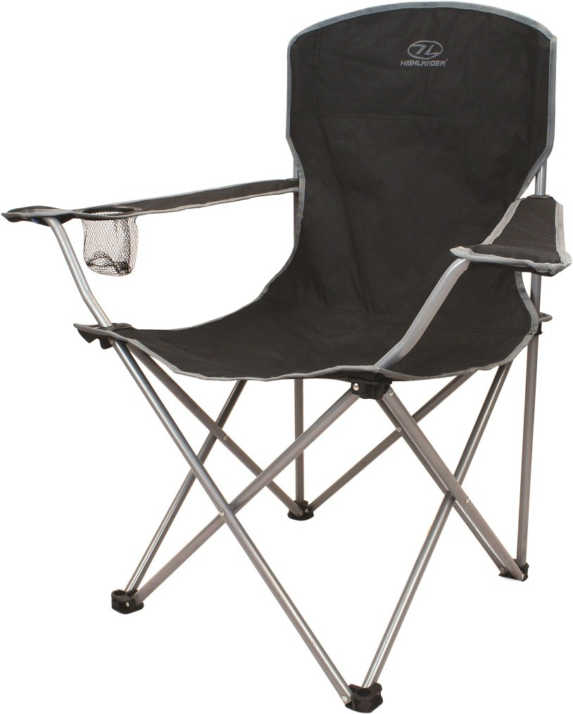 Highlander Camping Arm Chair By Highlander For 163 30 00