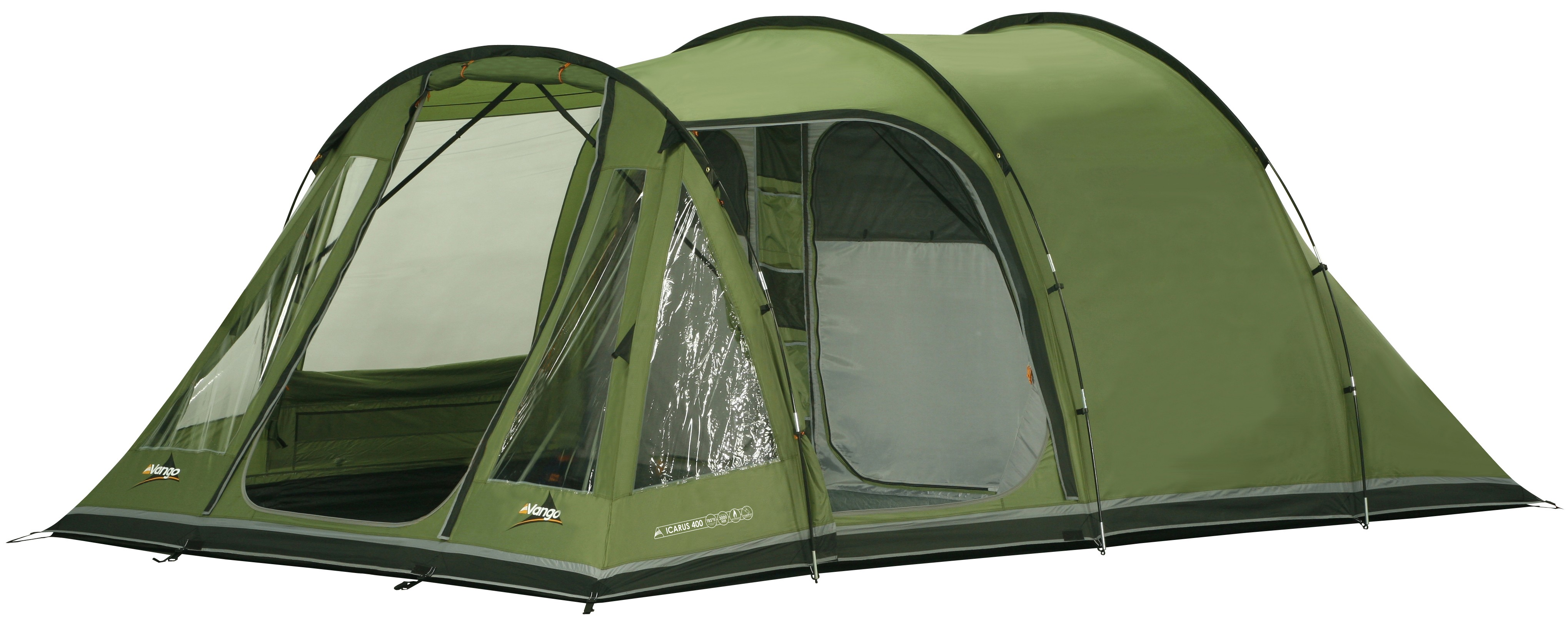 vango icarus 400 tent and carpet