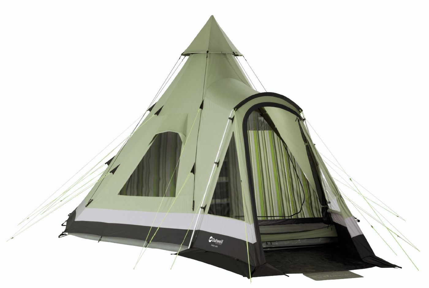 sc 1 st  Outdoor Megastore & Outwell Indian Lake Tent with FREE Footprint Groundsheet