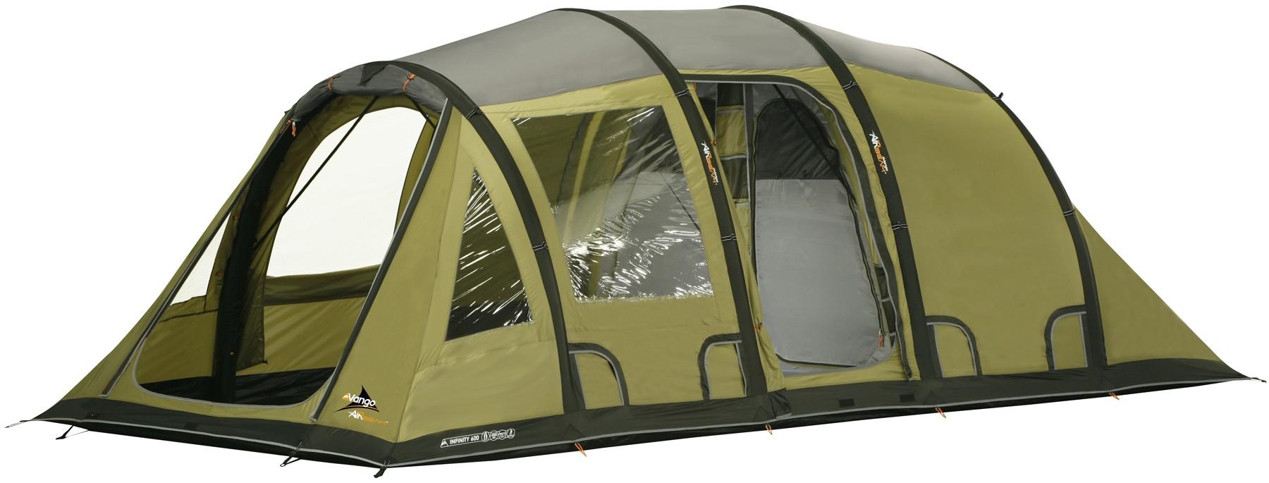 sc 1 st  Outdoor Megastore & Vango Infinity 600 Airbeam Tent