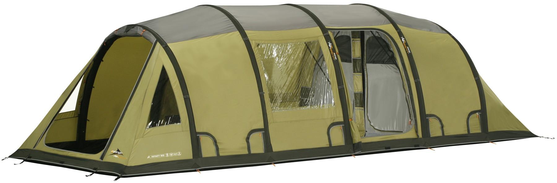 Vango Infinity 800 Airbeam Tunnel Tent From Vango For 163 900 00