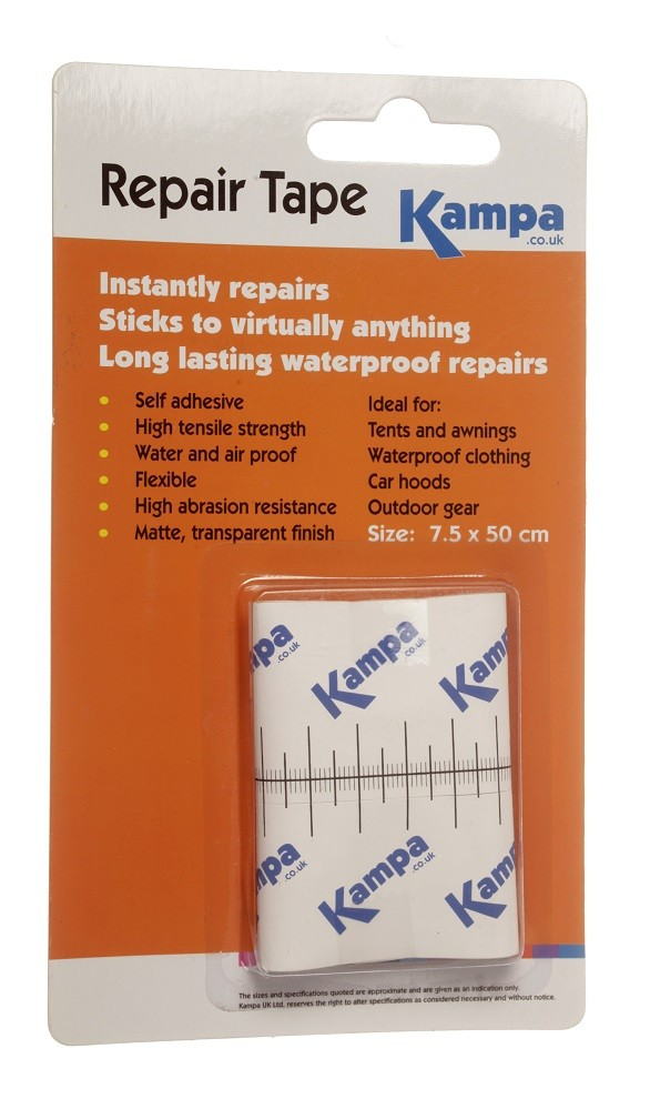 Kampa Sealing And Repairing Tape From Kampa For 163 6 00