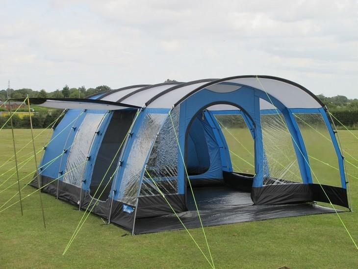 & Kampa Hayling 6 Tent