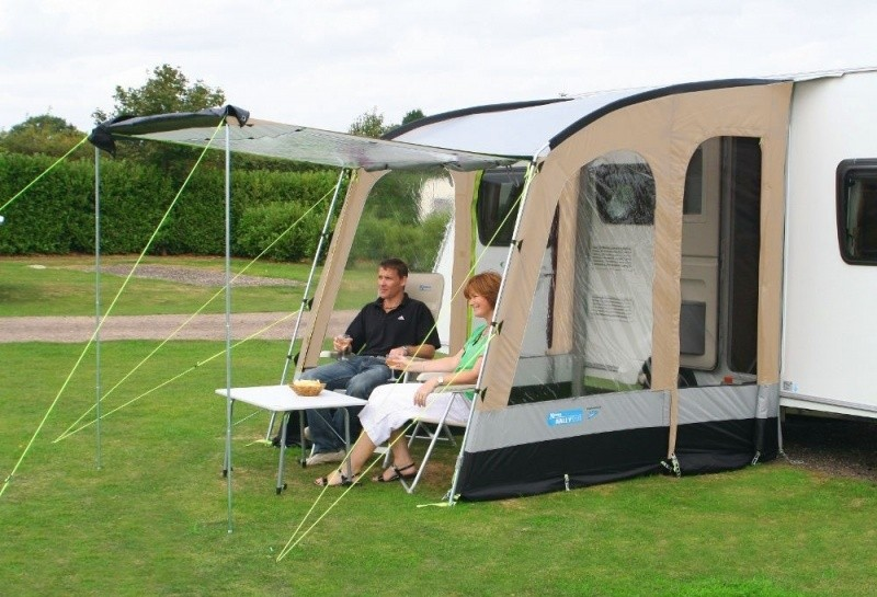 Kampa Rally 200 Caravan Porch Awning From Kampa For 163 285 00