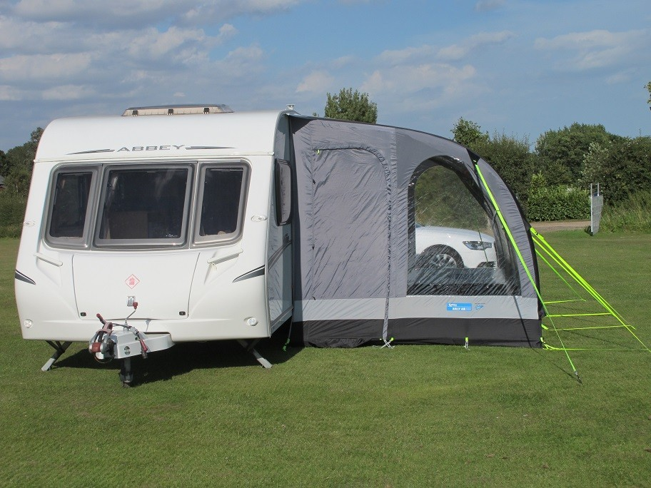 Kampa Rally Air 390 Caravan Porch Awning from Kampa for £ ...