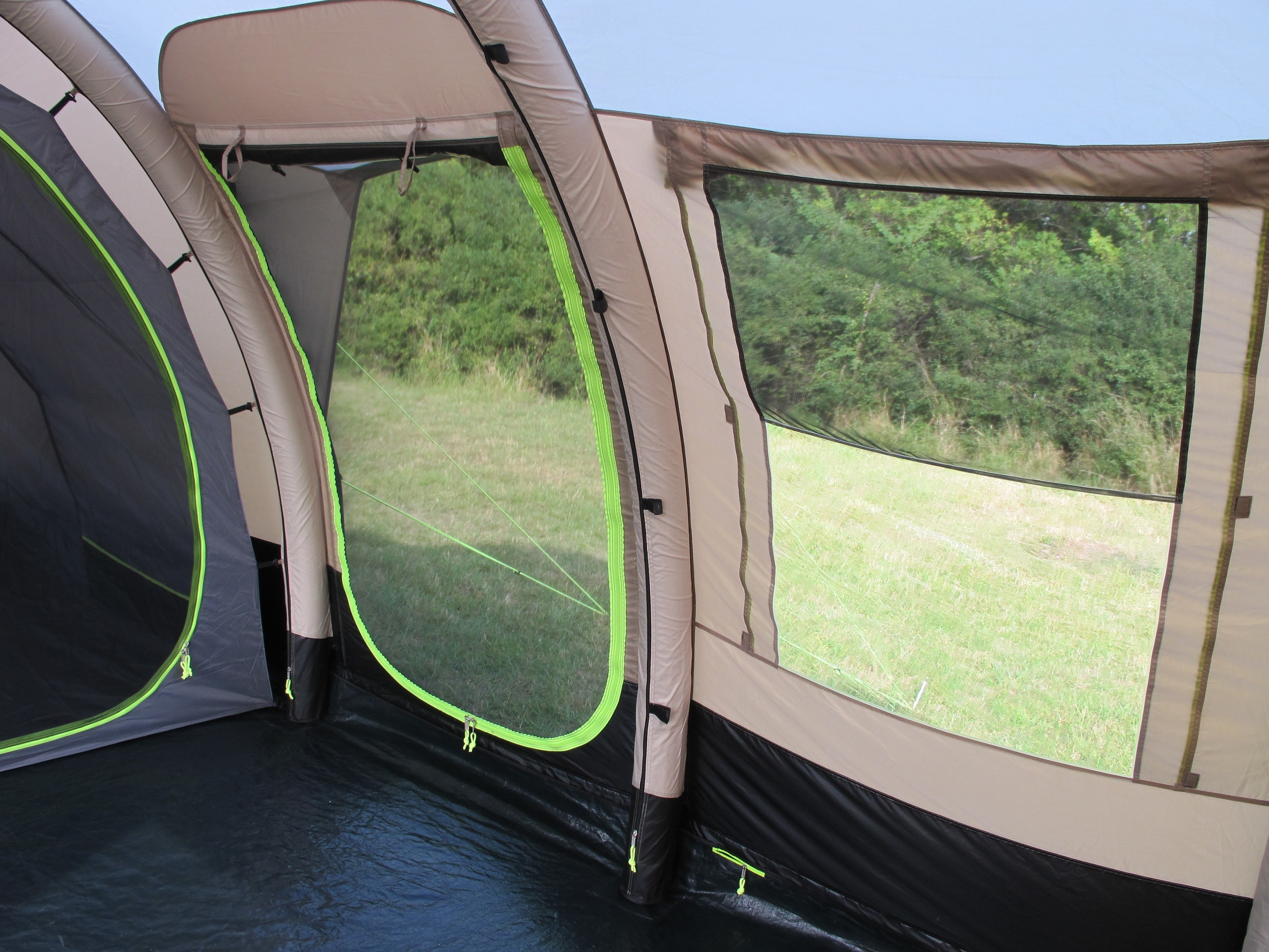 Kampa Southwold 4 + 2 AirFrame Tent by Kampa for £1,360.00