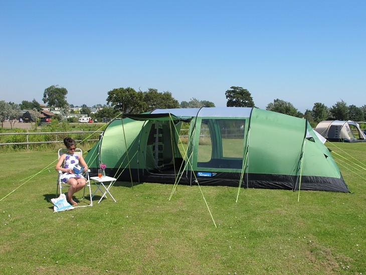 & Kampa Watergate 8 Tent