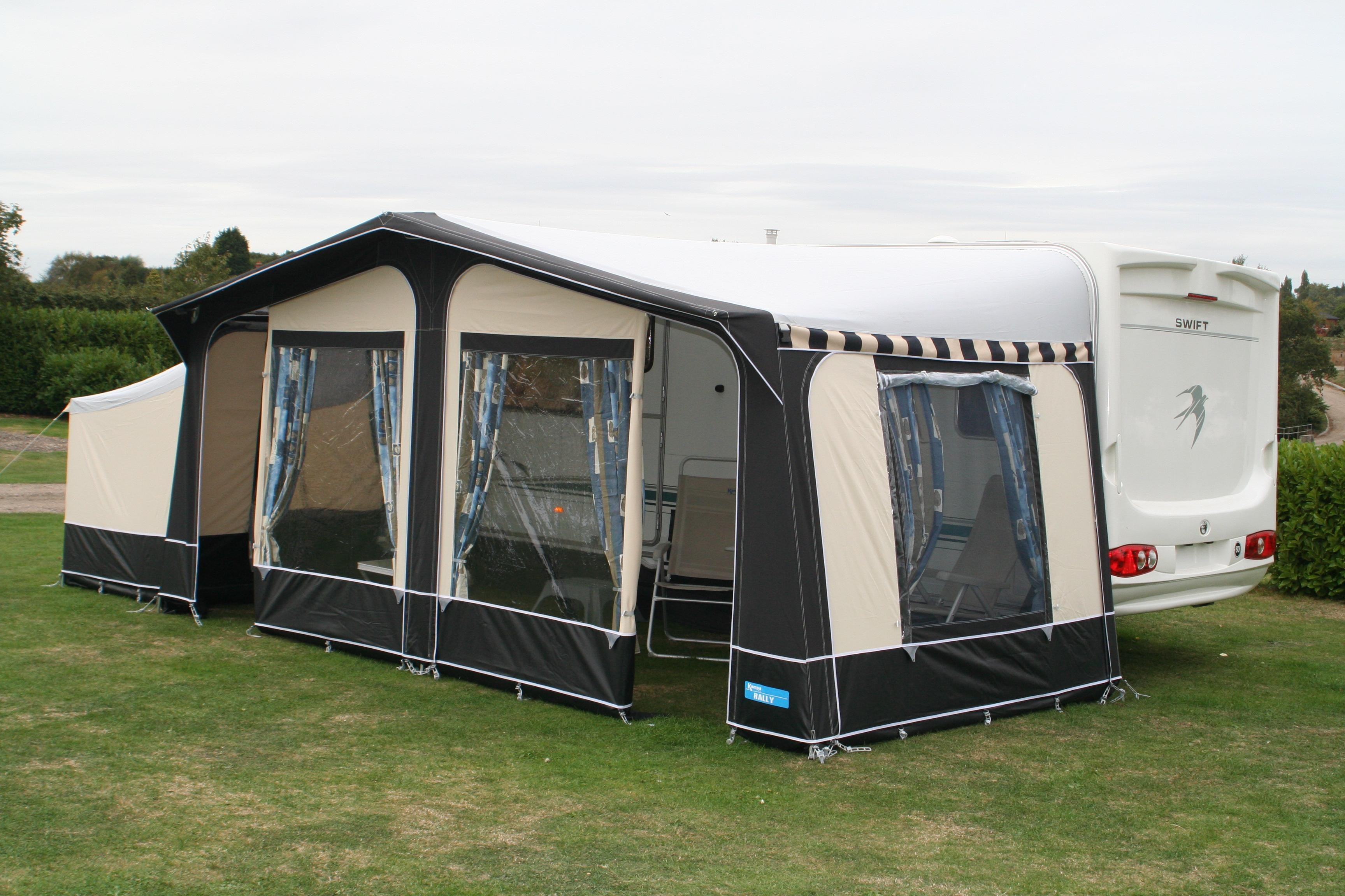 Kampa Carnival Awning 1075 Size 18 From Kampa For 163 961 86