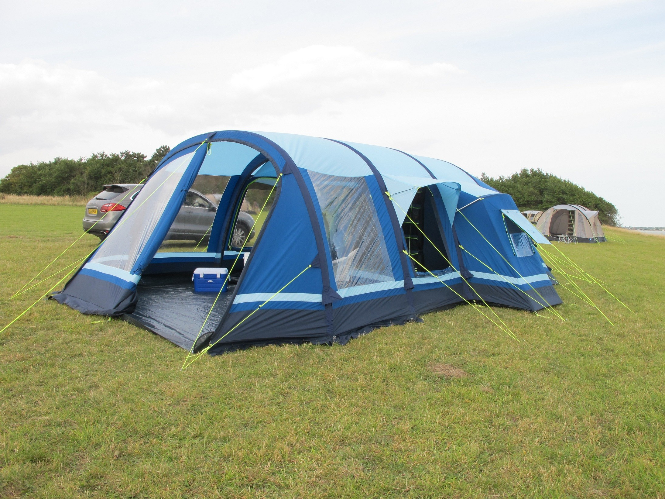 Kampa Filey 6 AirFrame Tent Package by Kampa for £1,985.00