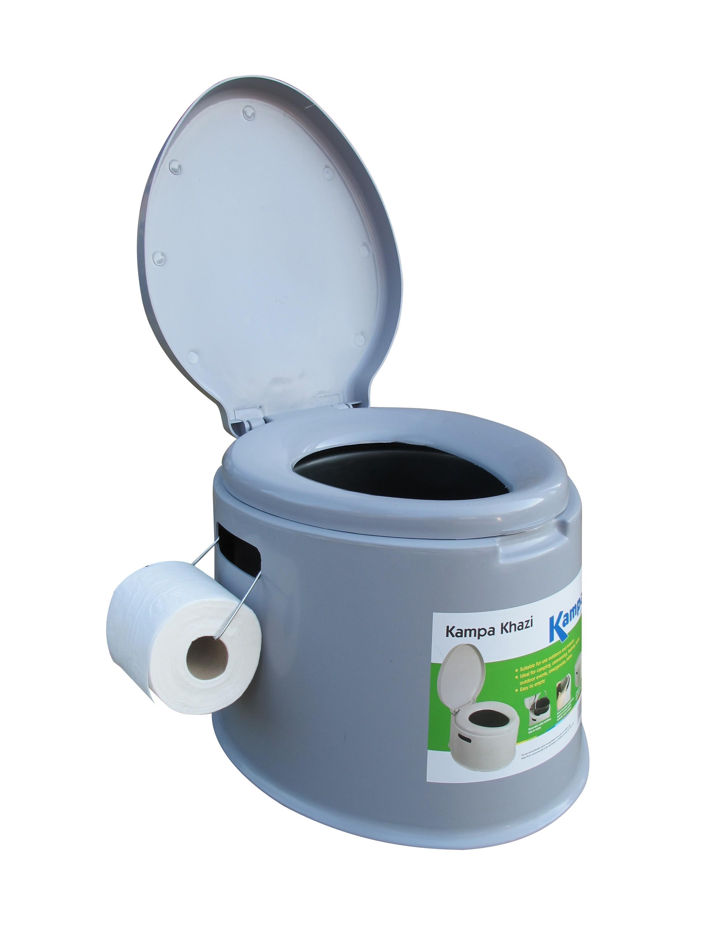 Kampa Khazi Portable Toilet By Kampa For 163 26 00