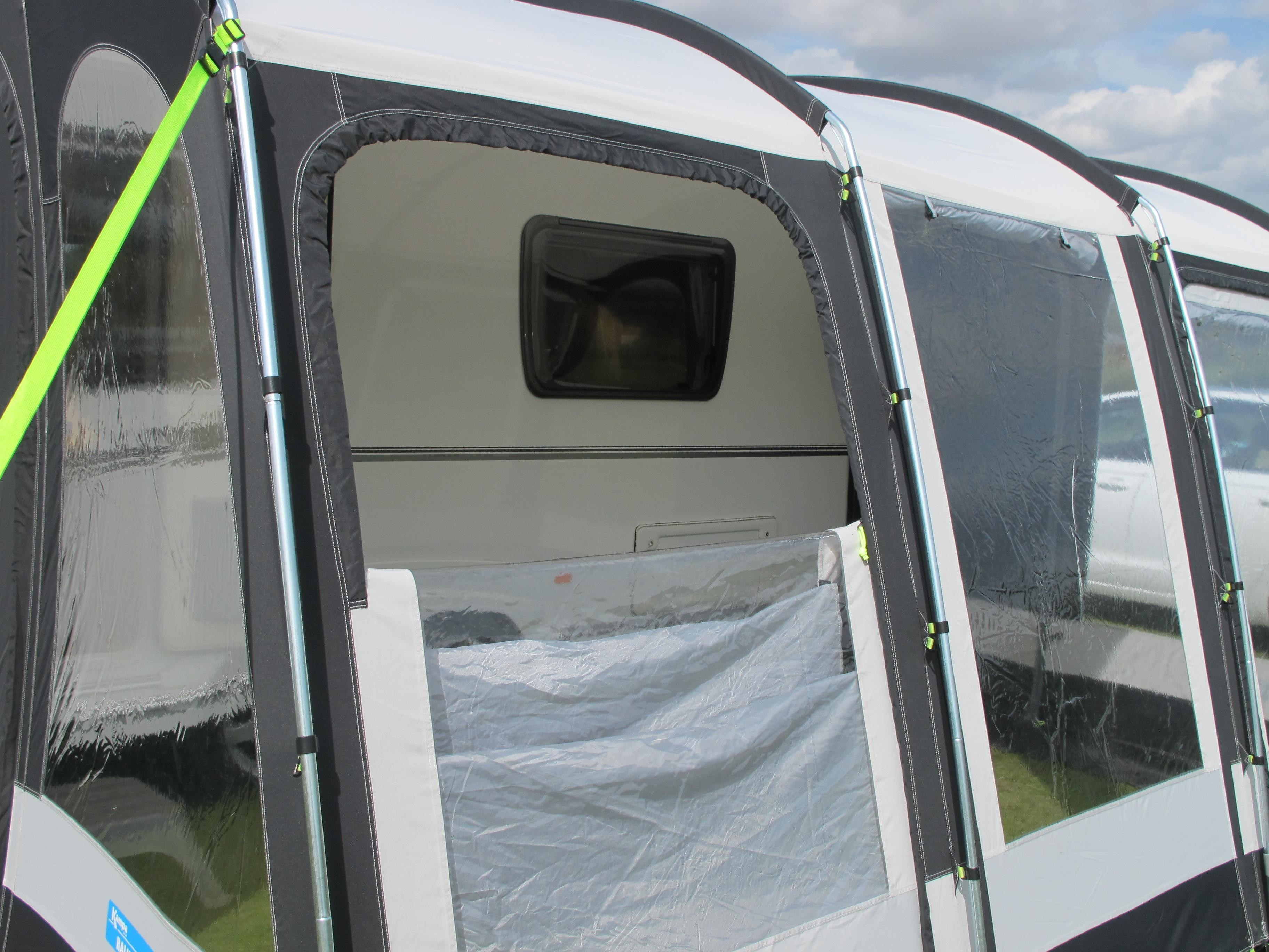 Kampa Rally Pro 330 Caravan Porch Awning From Kampa For 163