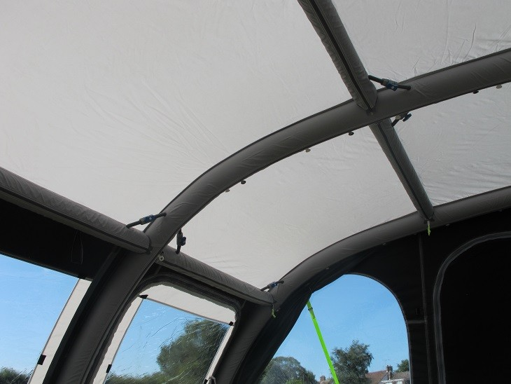 Kampa Rally Air Pro 390 Caravan Porch Awning From Kampa